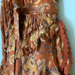 Spell & The Gypsy Collective Dresses - 🌾Spell Aurora mini Playdress small NEW 🧡